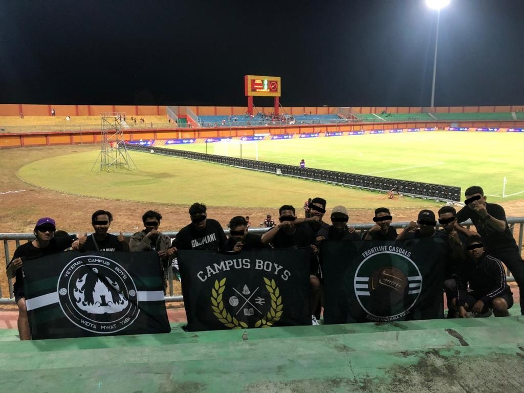 Madura United VS PSS | AWAY, 31 - 7 - 19
